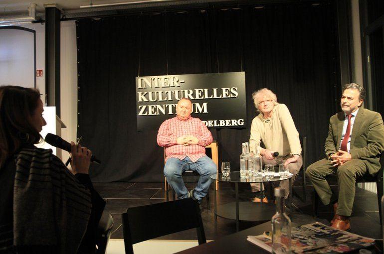Türkiye'deki gazetecilerle dayanışma toplantısı