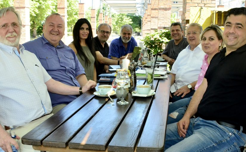 ATGB'nin 'Türkçe varsa, Türkçe medya da var' kampanyası kapsamındaki sempozyum hazırlıklarına start verdik