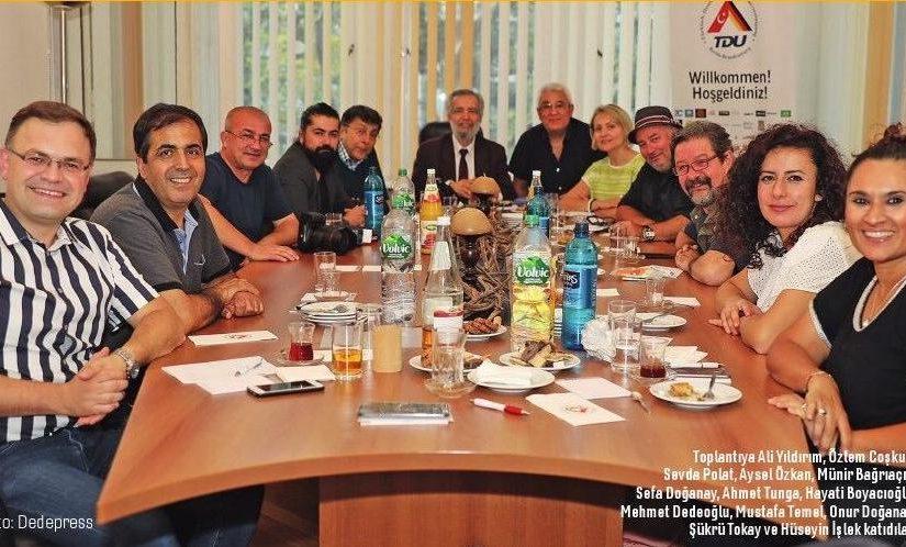 ATGB Berlin Temsilciliği dördüncü kez buluşuyor