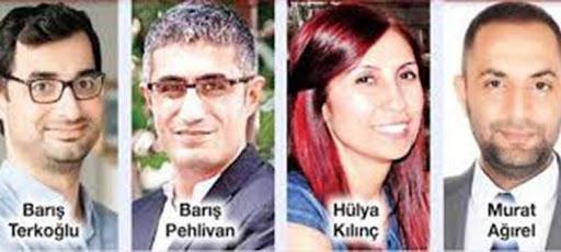#gazeteciliksuçdeğildir / Meslektaşlarımızı serbest bırakın