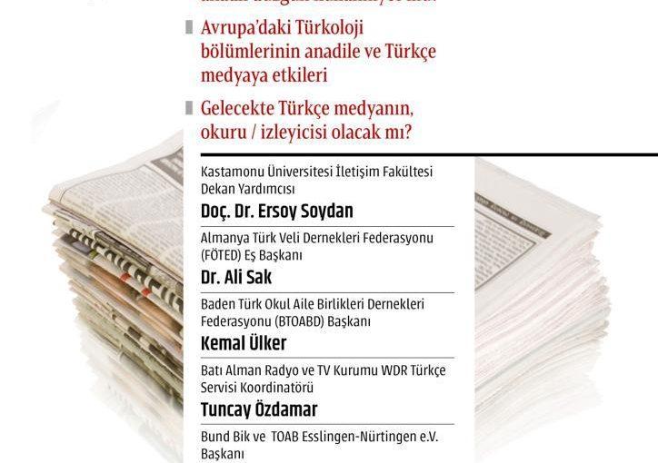 Avrupa'daki Türkçe medyada anadil düzgün konuşuluyor mu?